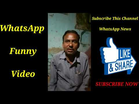 Funny indian videos whatsapp - Funny Videos 2018 don't laughing/whatsapp news,