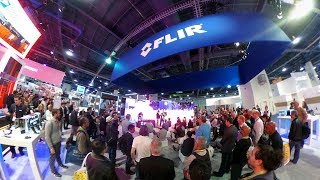 Invisible Labs Live with FLIR at CES 2018