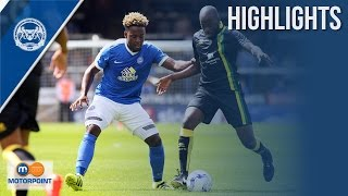 HIGHLIGHTS | Peterborough United vs Norwich City