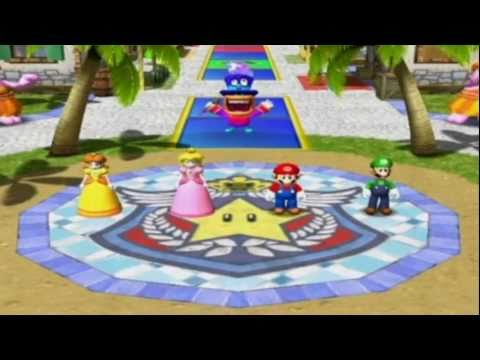 Mario Party 8 - Princess Daisy in Goomba