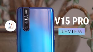 Vivo V15 Pro Unboxing and Review