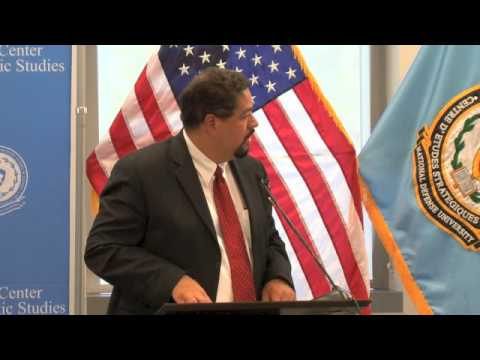 African Security Issues - Wilson Center  - Mark De Souza: Demography in Africa
