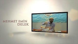 Mehmet Emin Delek - Ya Rabbi ! Onların benim yanımda bulunmalarından da sana sığınırım