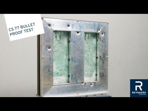 CS 77 Bullet Proof Test