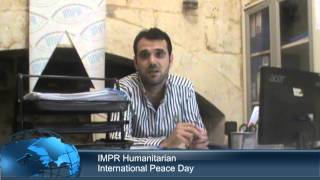 IMPR Humanitarian #Peace Day