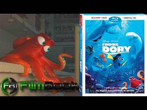 FINDING DORY Blu-ray Review | FilmBook