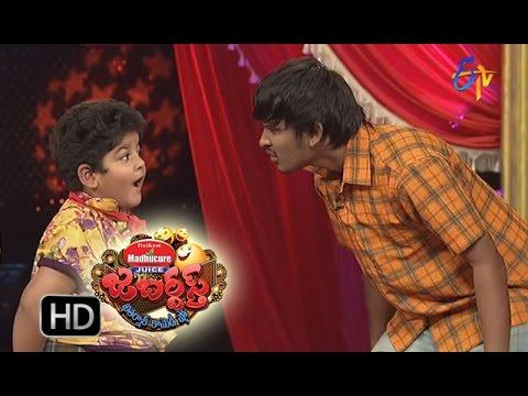 Rocking Rakesh Performance | Jabardasth | 29th September 2016 | ETV  Telugu
