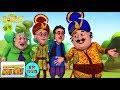 Motu Ki Shadi - Motu Patlu in Hindi - 3D Animated cartoon series for kids - As on Nick