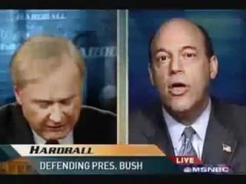 Chris Matthews is OWNED by Ari Fleischer