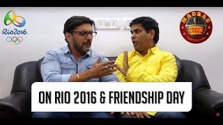 Meter Log #3 | On 2016 Rio Olympics & Friendship Day | Madras Meter