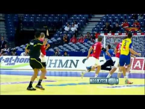 Handball EHF Euro Serbia 2012 top 20 goals
