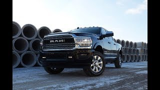 2019 RAM 2500 Heavy Duty Pickup Truck | Best-in-Class Towing - Pure RAM Power to Haul Anything