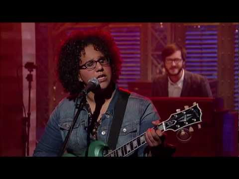 Alabama Shakes - Hold On (Live on Letterman 04-12-2012) [HD 1080p]