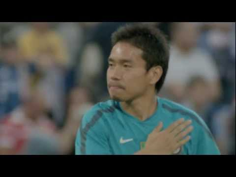 NIKE JUST DO IT_NEW BEGINNINGS (NAGATOMO Version)
