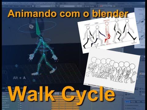 Fatima shares his rigging and walk cycle tool for autodesk maya called walktool