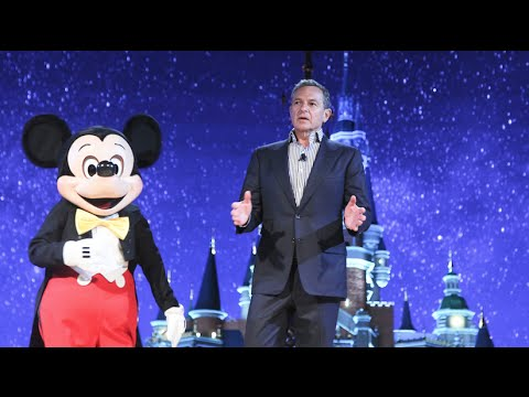 Shanghai Disneyland Will Be Most Technologically Advanced Disney Park Yet, CEO Says