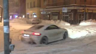 Audi tt capristo drift