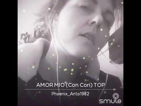 Amor Mio (cover) Mina❤️