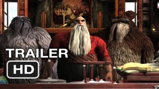 Rise of the Guardians - Rise of the Guardians - Official Trailer #1 - Alec Baldwin MOVIE (2012) HD