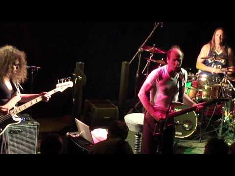 Adrien Belew Power Trio (with Danny Carey) Santa Fe, New Mexico Pt 3