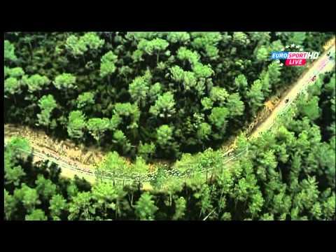 Volta A Catalunya 2012 Stage 2 Eurosport HD