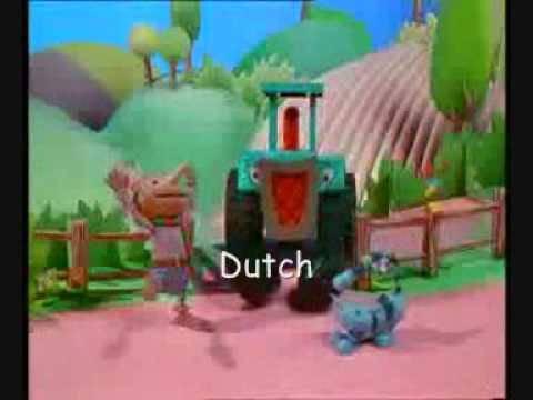Bob the Builder Multilanguage Europe