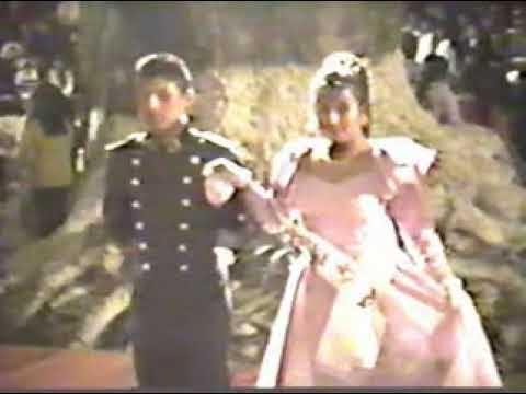 011 CORONACION DE LA REINA DEL LICEO MILITAR 1995 1/4