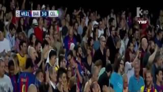 Barcelona Vs Celtic 7   0   Highlights English Version