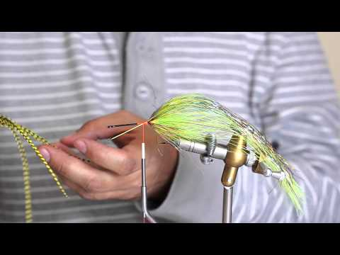 Streamer for pike - easy to tie
