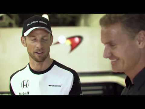 2015 Japan - Pre-Qualifying: Jenson Button - 'I'm in a good place, whatever happens'