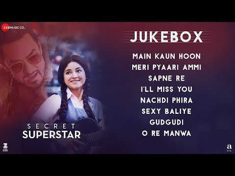 download lagu Secret Superstar - Full Movie  Jukebox  Aamir gratis