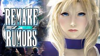 Alleged Employee 'Leak' Claims New Final Fantasy VII Remake Details