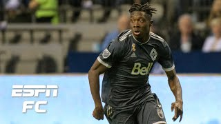 All of Alphonso Davies' STUNNING goals with the Vancouver Whitecaps | Major League Soccer