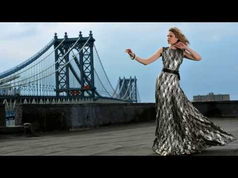 Location Fashion Photo Shoot at Dumbo rooftop with Pocket Wizard, Nikon CLS, Bowens flashes - Part1