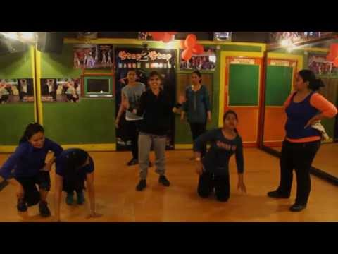 Yariyan Dance Steps By Step2step Dance Studio ........... video