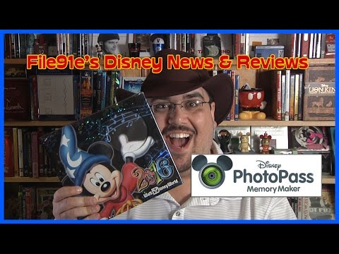 File91e's Disney News & Reviews (Photopass Memory Maker)
