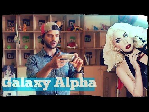 Обзор Galaxy Alpha: стильный не флагман от Samsung