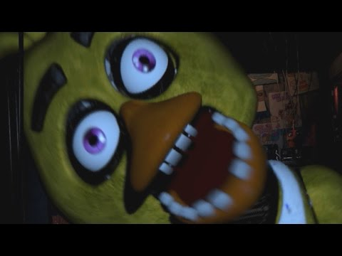 Scariest Chicken Ever Five Nights At Freddy S 1 Youtube