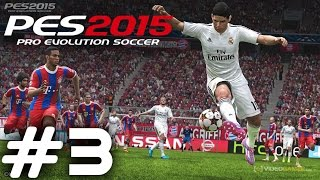 Pro Evolution Soccer 2015 / FACECAM / Bölüm 3 [HD]