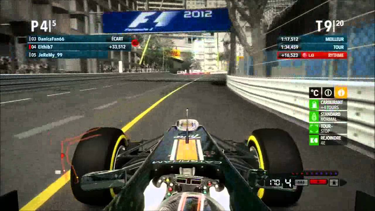 racing live f1