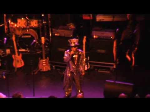 Bootsy 2008 JB Tribute Director's Cut