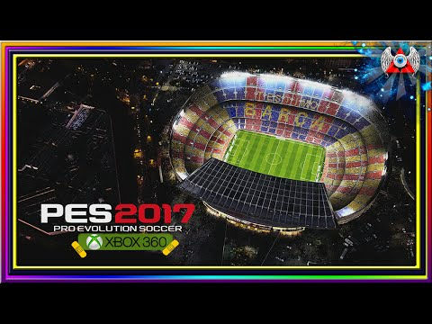 [360] • PES 2017 • (Português/Brasil )• Para Xbox 360 RGH