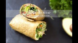 Flaxseed Wraps   Vegan, Paleo, Keto