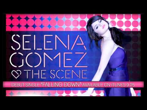 Falling Down - Selena Gomez & The Scene FULL SONG HQ [[Lyrics]] Video