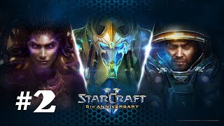 Прохождение StarCraft II: Legacy of the Void (Эпилог) - Эксперт - Миссия 2 (21) - Эссенция вечности
