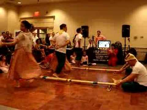 Paggawa Tinikling Dance video