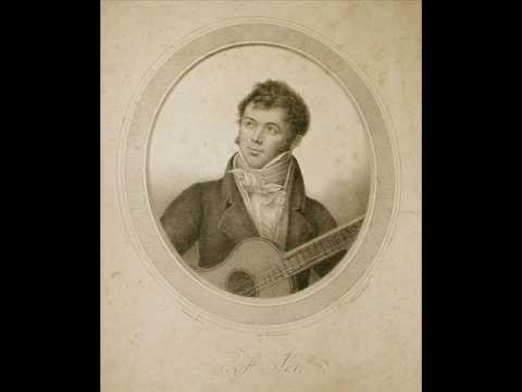 Fernando Sor-L'Encouragement-Cantabile, Theme and Variation (1/2)