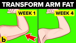 7 Exercises That Will Transform Your Arm Fat In Just 4 Weeks