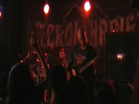 NEW SONG pretty good quality - Necrophagist - Dawn and Demise - Summer Slaughter 2009