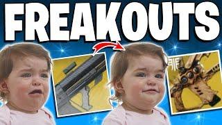 Destiny 2 - Bad Loot, EPIC Loot Reaction! - Top 5 Freakouts / Episode 131